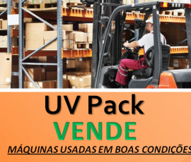 VENDE-SE UV PACK